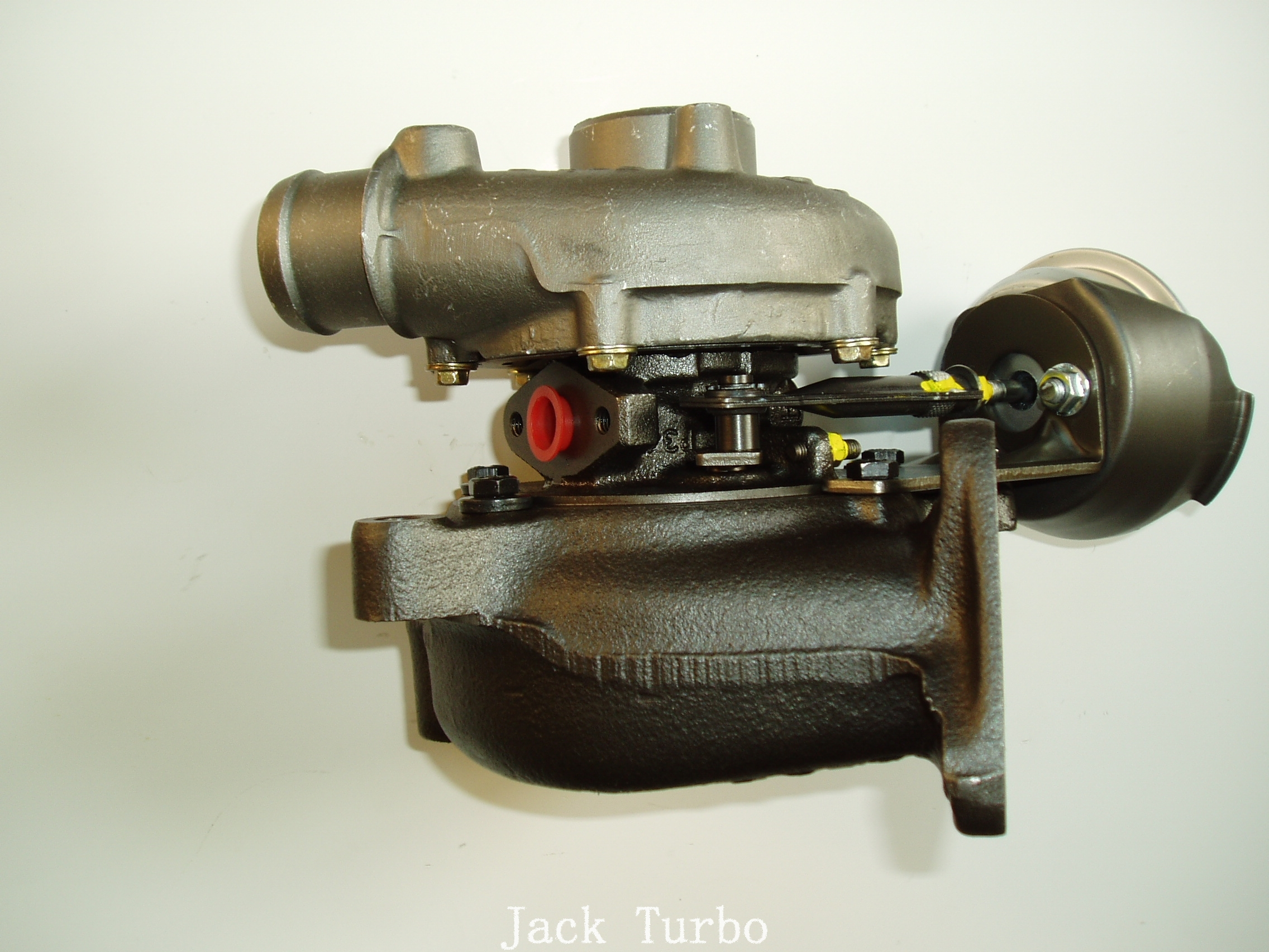 Complete Turbocharger